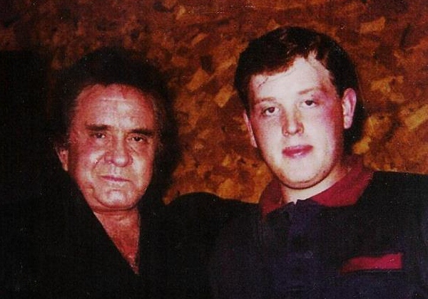 Johnny CAsh & Greg Hooven